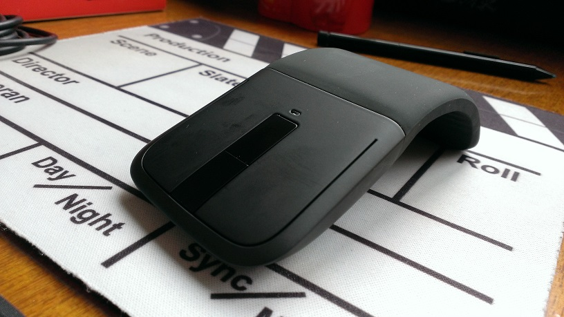 Surface Pro的护翼 -- Arc Touch Mouse Surface Edition